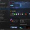 Продам аккаунт стим 20 игр (Dota 2 3750 часов, комплект CS , Payday 2, Skyrim, L4D2, Saints Row 4..