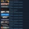 Продам Аккаунт STEAM 10 уровень; 13 платных игр (всего 34).