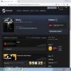 Продам акк Steam