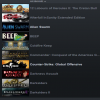 Продам аккаунт Steam 52 игры